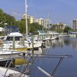 Boat Marina — Stock Photo #6788595