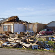 Stock Photo: Tornado Damage