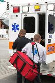 Medic yanıtı — Stok fotoğraf