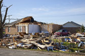 Tornado Damage — Photo