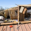 Tornado Damage — Stock Photo