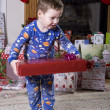 Childs Christmas — Foto Stock