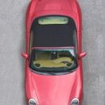 Sports car below — Stock Photo #6823870