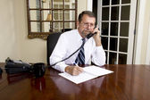 Office Manager — Stock Photo