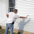 Stock Photo: Spray Painter