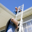 Roof inspector — Stock Photo #6909973