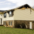 House fire — Stock Photo #6946048