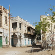 Massawa old town in eritrea — Stock Photo