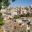 Modica in sicily italy — Stock Photo