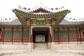 Tempio in corea del sud seoul — Foto Stock