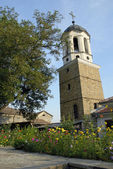 Church in veliko tarnovo bulgaria — Stock Photo