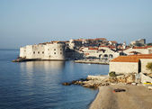 Dubrovnik in croatia — Foto Stock