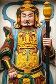 Statue in temple in hanoi vietnam — Stock Photo