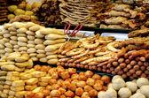 Malaysian snacks in penang malaysia — Stock Photo