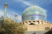Mosque in isfahan iran — Stockfoto