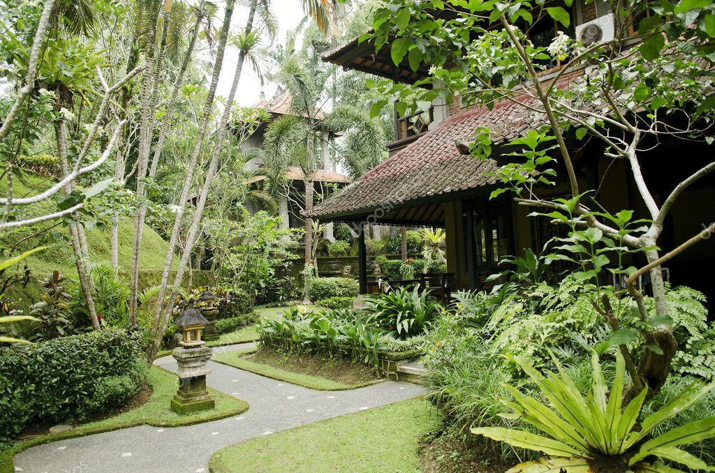 Jardins tropicaux bali en indon sie photographie for Les jardins de bali