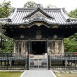 Shinto temple in kyoto japan — Stock Photo
