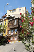 Istanbul eski şehir türkiye'de geleneksel ev — Stok fotoğraf