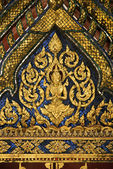 グランド パレス寺院バンコク タイ — ストック写真