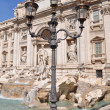 Trevi Fountain, Rome — Stock Photo #6748552