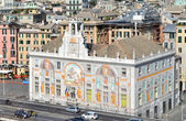 Palazzo San Giorgio, Genoa — Stock Photo