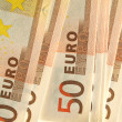 Euro note - Stock Photo