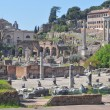 Roman Forum, Rome — Stock Photo