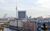 柏林 — 图库照片