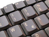Computer keyboard — Stockfoto