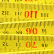 Stock Photo: Ruler