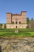 Aglie Castle — Stock Photo