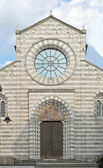 San Donato church, Genoa — Stock Photo