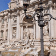 Trevi Fountain, Rome — Stock Photo #6794143