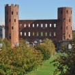 Torri Palatine, Turin — Stock Photo