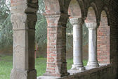 Abbazia di Pomposa, Ferrara — Stock Photo