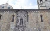 Génova, iglesia de san donato — Foto de Stock