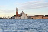 San giorgio, la giudecca, venecia — Foto de Stock