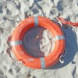 Life buoy — Stock Photo #6828537