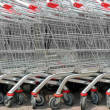Shopping carts — Stock Photo #6828568