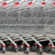 Shopping cart trolley — Stock Photo #6828570