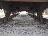 Fond de train — Photo