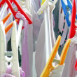 Clothes pegs — Stock Photo #6867217