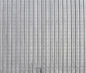 Corrugated steel — Stockfoto