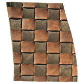 Leather sample — Stock Photo