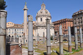 Trajan's Market, Rome — Stock Photo
