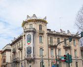 Casa Fleur, Turin — Stock Photo