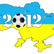 Ukraine Euro 2012 — Stock Photo #6856083