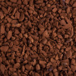 Granulated Coffee Background — Stock Photo