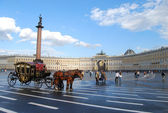 Palace Square — Stock Photo