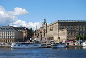 Postcard from Sweden 3 — Stock Photo